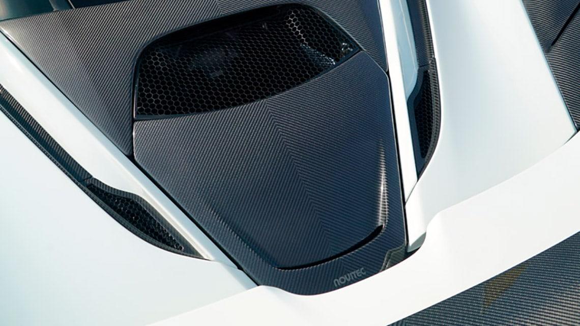 Novitec McLaren 720S C672017 Cover Air Intake Center