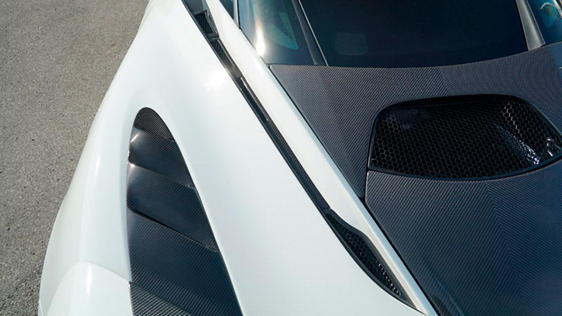 Novitec McLaren 720S C672051 Side Air Intakes