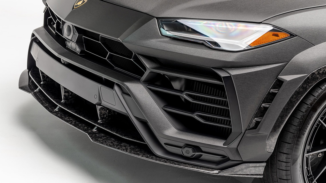 1016 Industries Lamborghini Urus Front Upper Lip