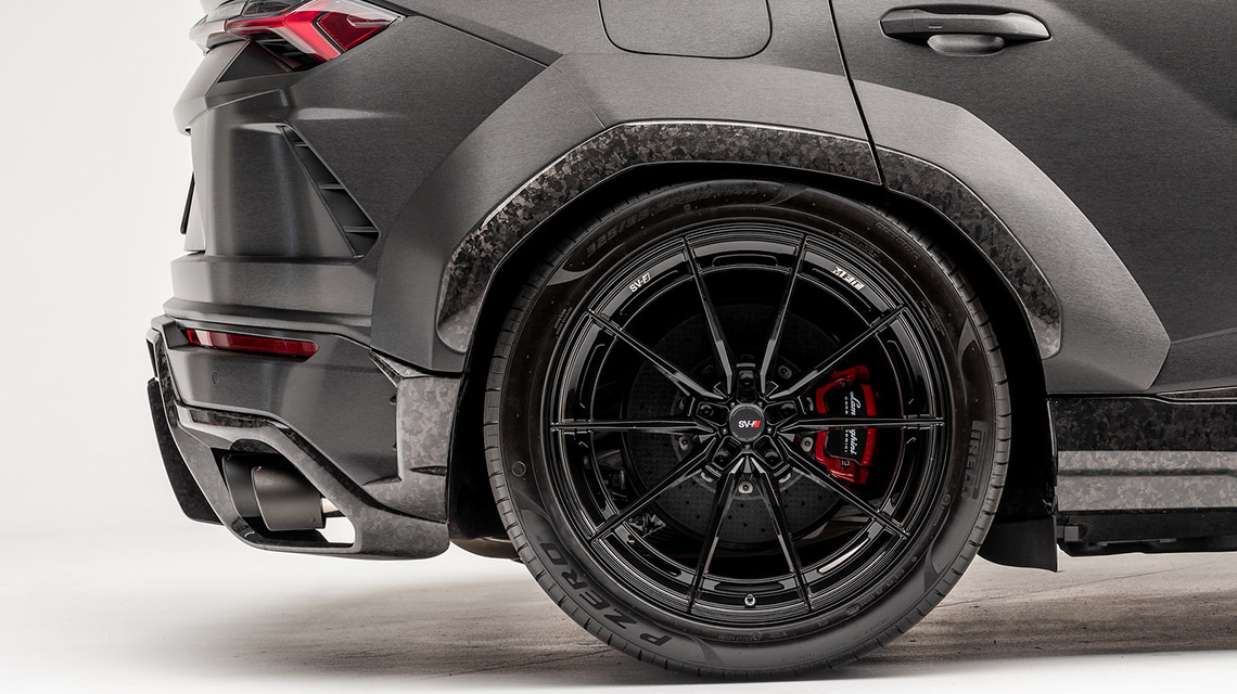 1016 Industries Lamborghini Urus Rear Fenders