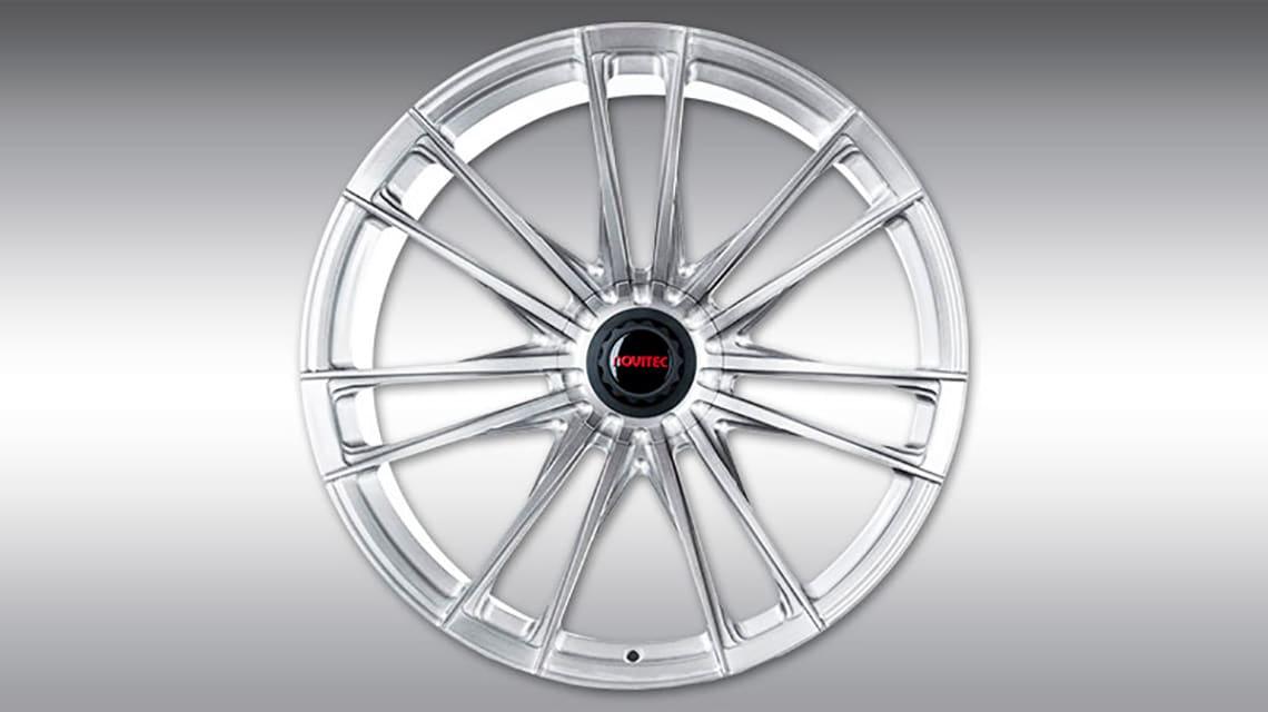 McLaren 720S Spider C460080 MC3 Wheels Gloss Silver
