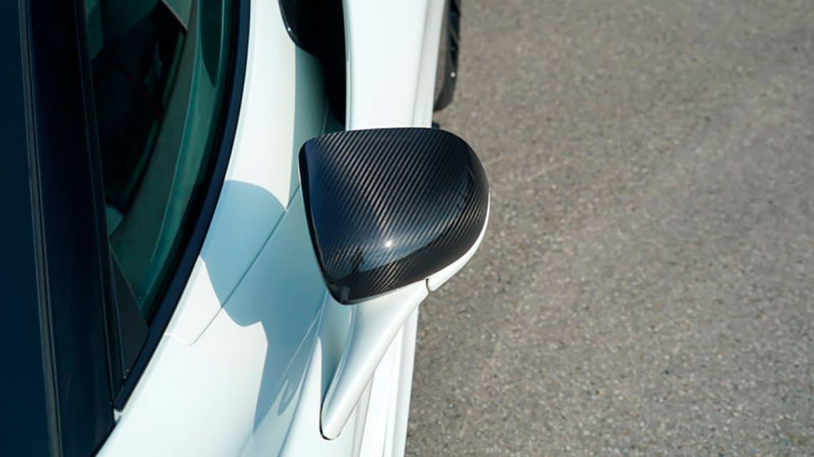 Novitec McLaren 720S Spider C672015 Mirror Covers
