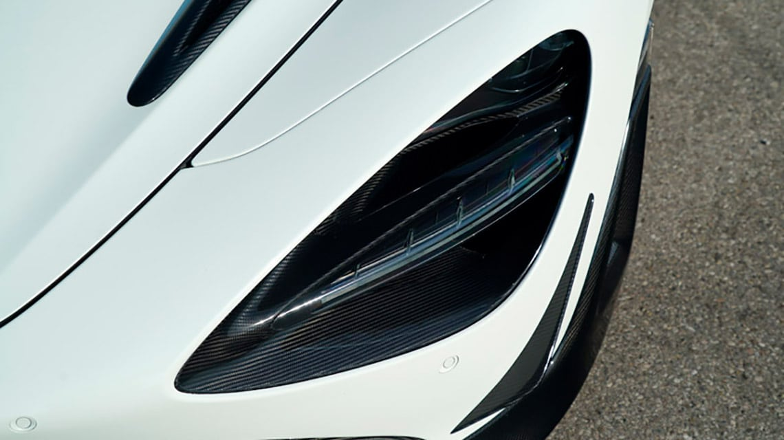 Novitec McLaren 720S Spider C672051 Inserts Headlights