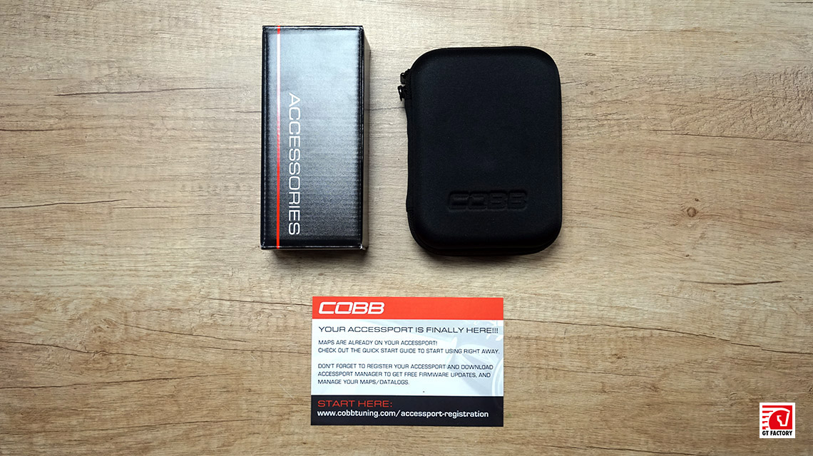 COBB Accessport для Porsche GT2RS 991