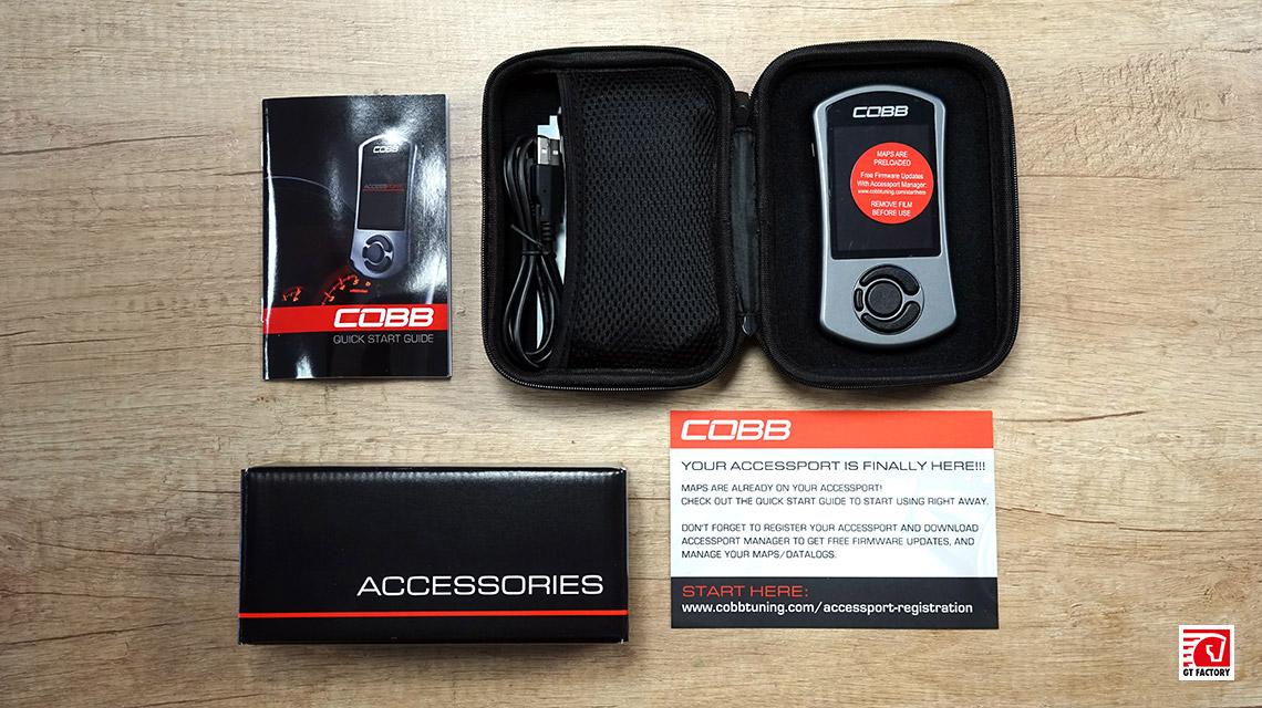 COBB Accessport для Porsche 991 GT2RS