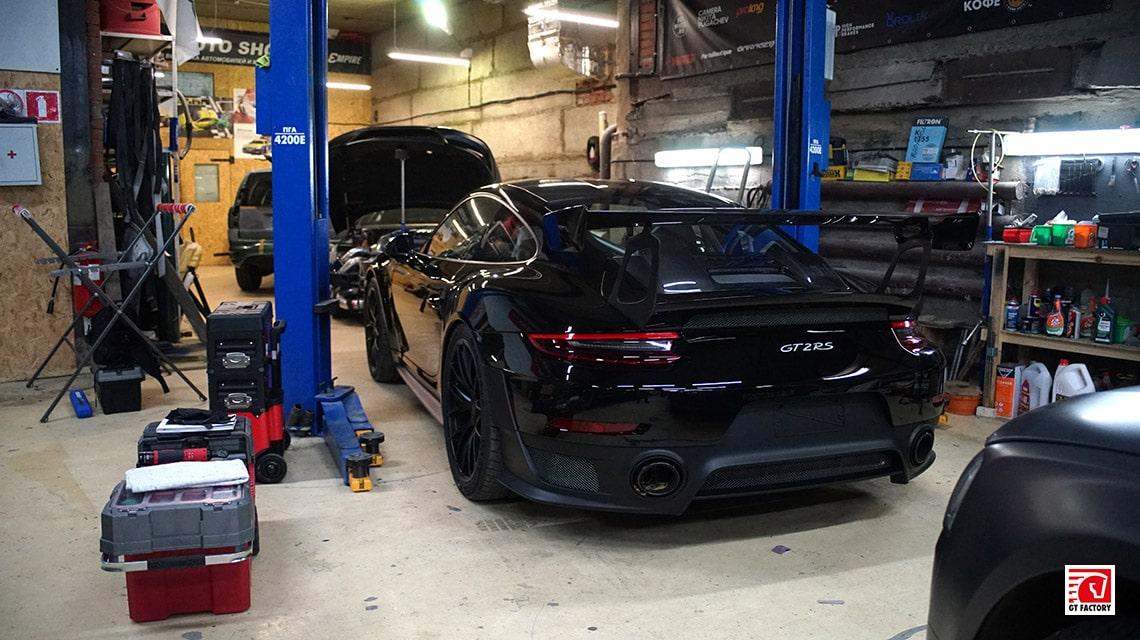 Porsche GT2RS 991